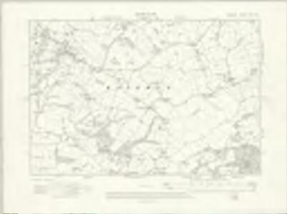 Cheshire XVIII.SE - OS Six-Inch Map