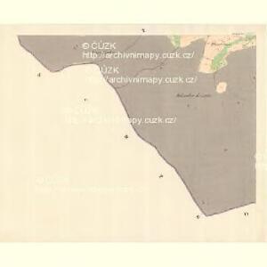 Hostialkow - m0861-1-009 - Kaiserpflichtexemplar der Landkarten des stabilen Katasters