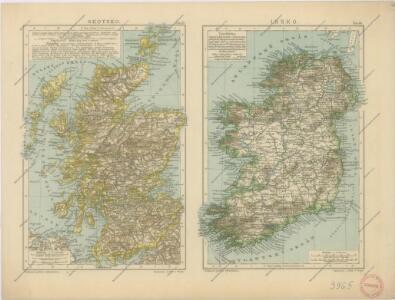 Skotsko, Irsko