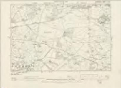 Flintshire V.SE - OS Six-Inch Map