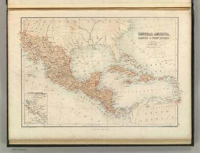 Central America, Mexico & West Indies.