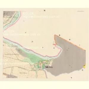 Bukowetz (Bukowec) - c0666-1-003 - Kaiserpflichtexemplar der Landkarten des stabilen Katasters