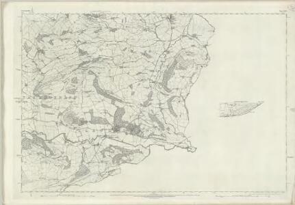 Denbighshire XLIV (insert XLVI) - OS Six-Inch Map