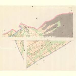 Nawsy - m1935-1-001 - Kaiserpflichtexemplar der Landkarten des stabilen Katasters