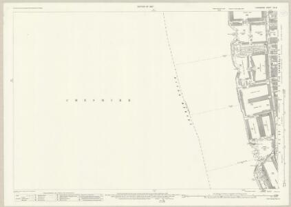 Lancashire CVI.9 (includes: Liverpool; Wallasey) - 25 Inch Map