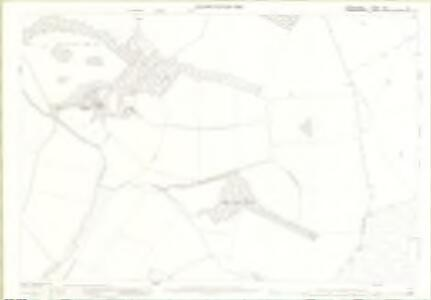 Berwickshire, Sheet  019.10 - 25 Inch Map