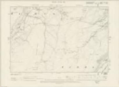 Caernarvonshire XXX.NW - OS Six-Inch Map