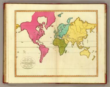 Plain map (World)