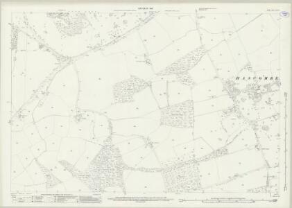 Surrey XXXIX.13 (includes: Alfold; Bramley; Dunsfold) - 25 Inch Map