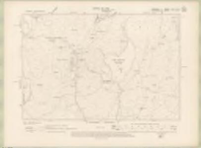 Ayrshire Sheet LXXII.SW - OS 6 Inch map
