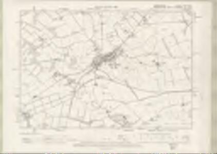 Lanarkshire Sheet XXXIV.SW - OS 6 Inch map