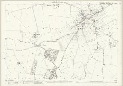 Shropshire LII.12 (includes: Pattingham; Rudge) - 25 Inch Map