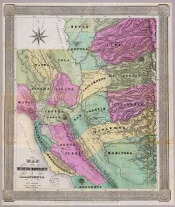 Mining District of California.