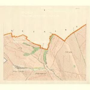Ossek - m2169-1-001 - Kaiserpflichtexemplar der Landkarten des stabilen Katasters