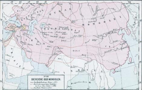 Die Reiche der Mongolen