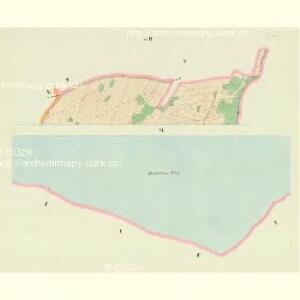 Horusitz - c2195-1-006 - Kaiserpflichtexemplar der Landkarten des stabilen Katasters