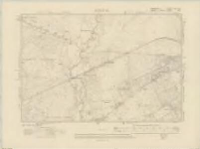 Hampshire & Isle of Wight LXX.SW - OS Six-Inch Map