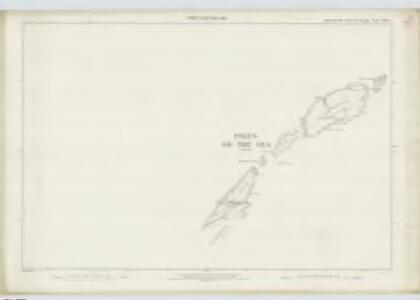 Argyllshire, Sheet CXXVIII - OS 6 Inch map
