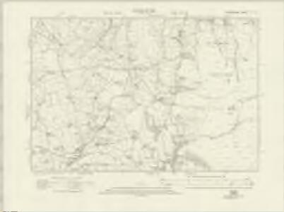 Derbyshire V.NE - OS Six-Inch Map