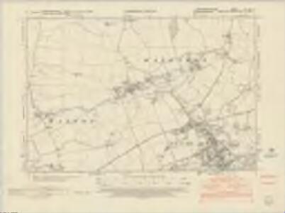 Buckinghamshire XV.NE - OS Six-Inch Map