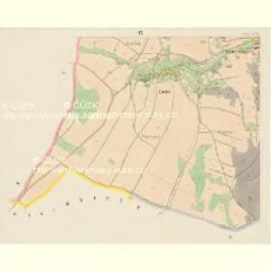 Klösterle (Klassterec) - c3130-1-008 - Kaiserpflichtexemplar der Landkarten des stabilen Katasters