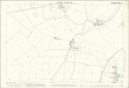 Hertfordshire VI.8 (includes: Holwell; Shillington) - 25 Inch Map