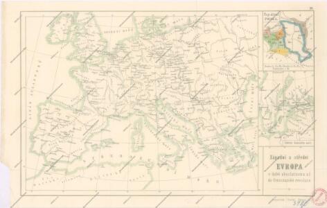 Západní a střední Evropa v době absolutismu až do konce francouzské revoluce