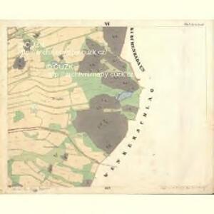 Riegerschlag - c4194-1-006 - Kaiserpflichtexemplar der Landkarten des stabilen Katasters