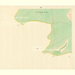 Czeitsch - m0360-1-004 - Kaiserpflichtexemplar der Landkarten des stabilen Katasters