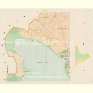 Plastowitz - c5816-1-005 - Kaiserpflichtexemplar der Landkarten des stabilen Katasters