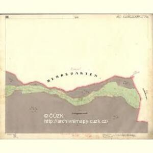 Lichtbuchet Ober - c2161-1-004 - Kaiserpflichtexemplar der Landkarten des stabilen Katasters