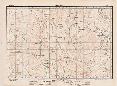 Lambert-Cholesky sheet 3251 (Stoenești)