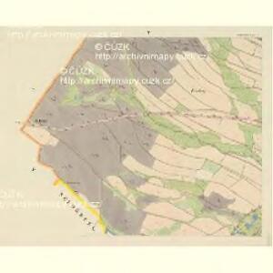 Lobendau - c4186-1-004 - Kaiserpflichtexemplar der Landkarten des stabilen Katasters