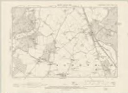 Hertfordshire XXXIX.SE - OS Six-Inch Map