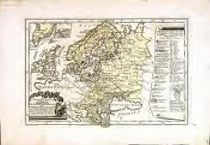 Das östliche und nördliche Europa
