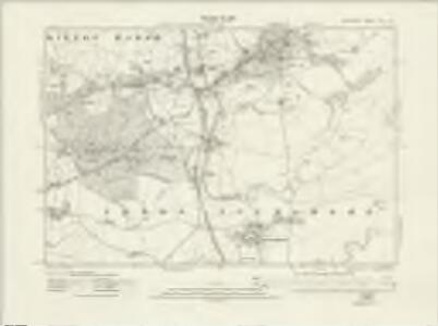 Wiltshire XLIV.SE - OS Six-Inch Map
