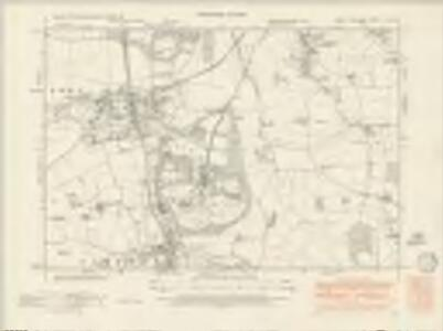 Essex nXIII.NE - OS Six-Inch Map