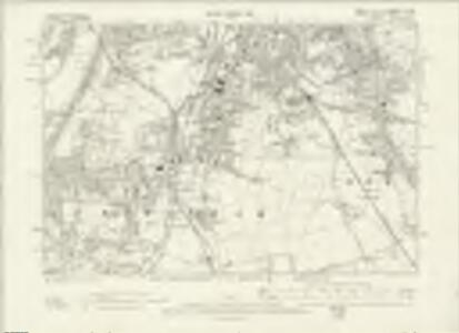 Kent VII.NE - OS Six-Inch Map