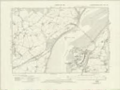 Gloucestershire XLVII.NE - OS Six-Inch Map