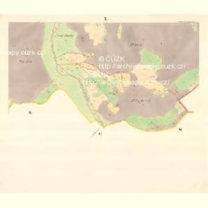 Klobauk - m3261-1-008 - Kaiserpflichtexemplar der Landkarten des stabilen Katasters