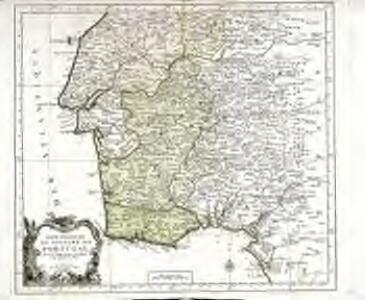 Partie meridionale du royaume de Portugal