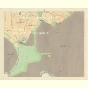 Lischnitz - c4143-1-009 - Kaiserpflichtexemplar der Landkarten des stabilen Katasters