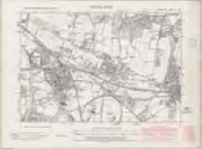 Lanarkshire Sheet XI.NE - OS 6 Inch map