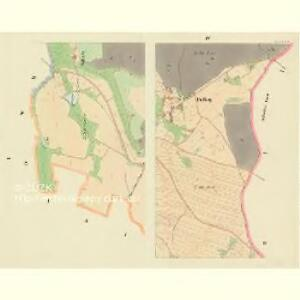 Břzezy - c0571-1-001 - Kaiserpflichtexemplar der Landkarten des stabilen Katasters
