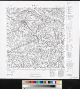 Meßtischblatt 0895 : Kuckerneese, 1939