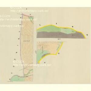 Mazalow - c4537-1-001 - Kaiserpflichtexemplar der Landkarten des stabilen Katasters