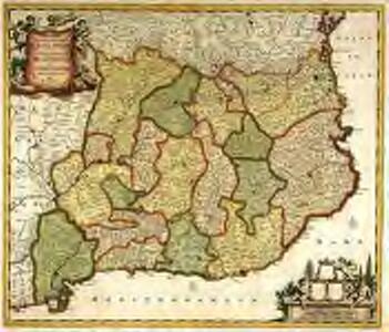 Accuratissima principatus Cataloniæ et comitatuum Ruscinonis, et Cerretaniæ descriptio