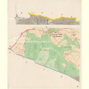 Neulosymthal - c2806-3-006 - Kaiserpflichtexemplar der Landkarten des stabilen Katasters