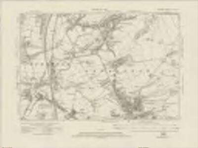 Durham XIII.SE - OS Six-Inch Map
