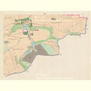 Piwana (Pywowan) - c5853-1-007 - Kaiserpflichtexemplar der Landkarten des stabilen Katasters